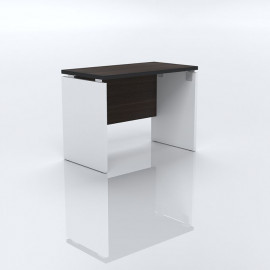 Office Desk - 100cm - Black